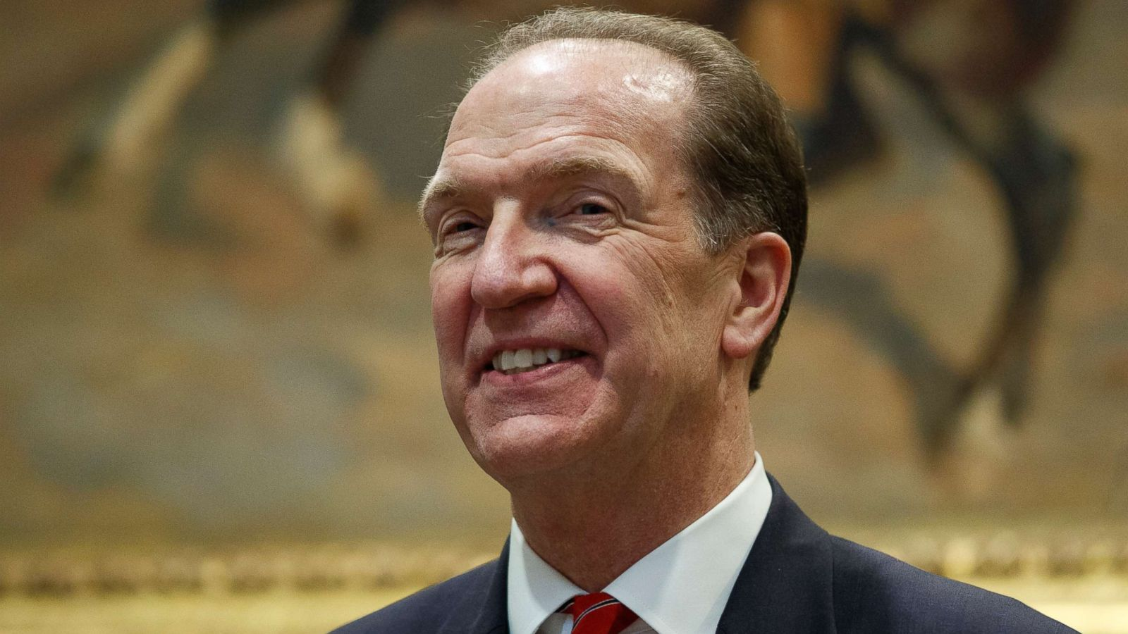 Senior US Treasury official David Malpass selected as President of World Bank