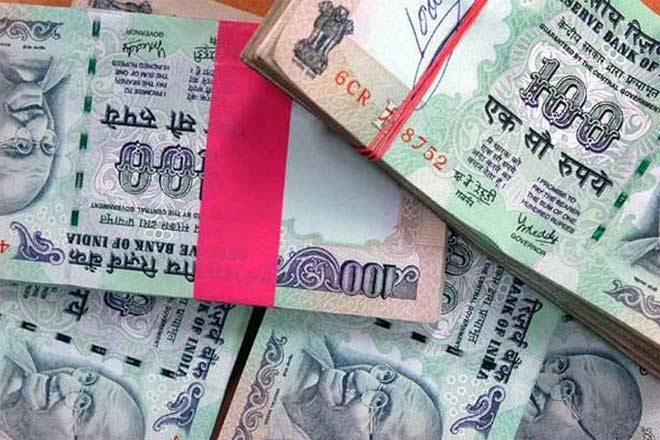 Rupee falls 3 paise to 73.64 against US dollar