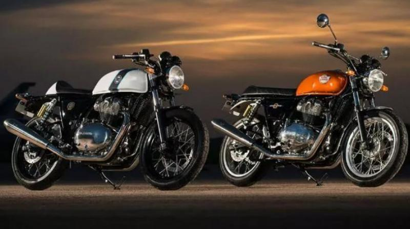 Royal Enfield announces global launch of two motorcycle models