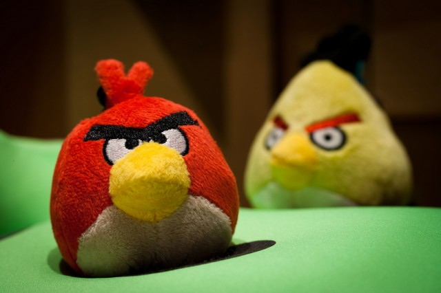 Angry Birds maker to slash jobs