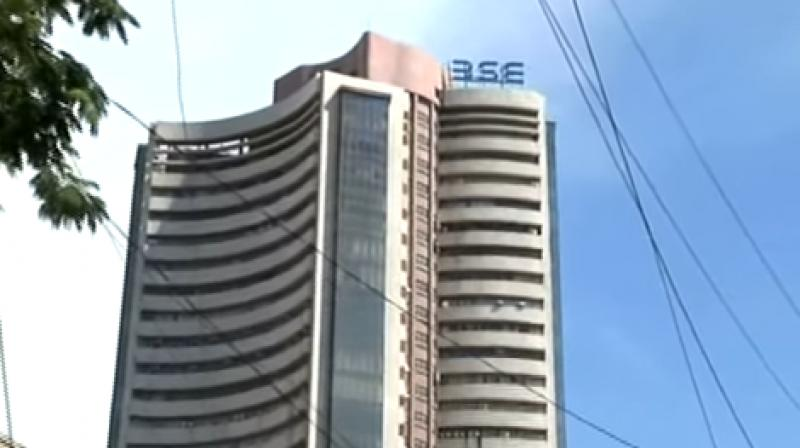 Sensex recovers 123 points on global cues, F&O expiry