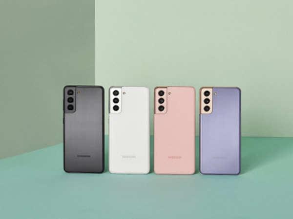 Samsung unveils flagship Galaxy S21 series