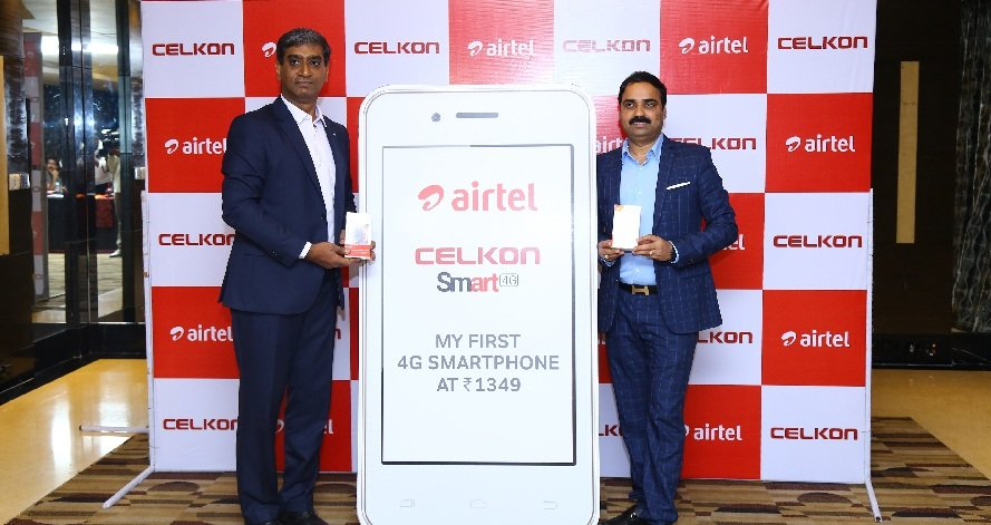 Airtel partners with Celkon for Rs.1,349-phone
