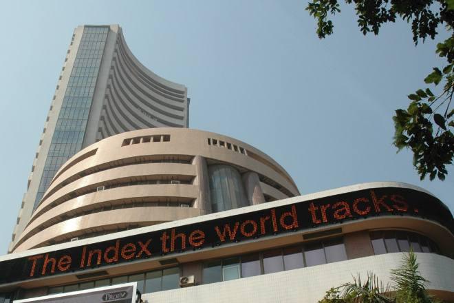Sensex tanks over 400 points on global selloff
