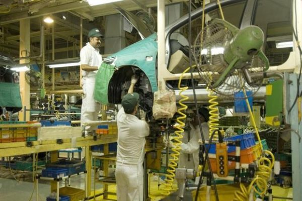 Industrial production grows 5.7% in November