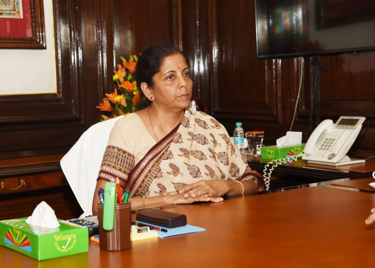 Govt considering giving more powers to RBI to regulate NBFCs: Sitharaman