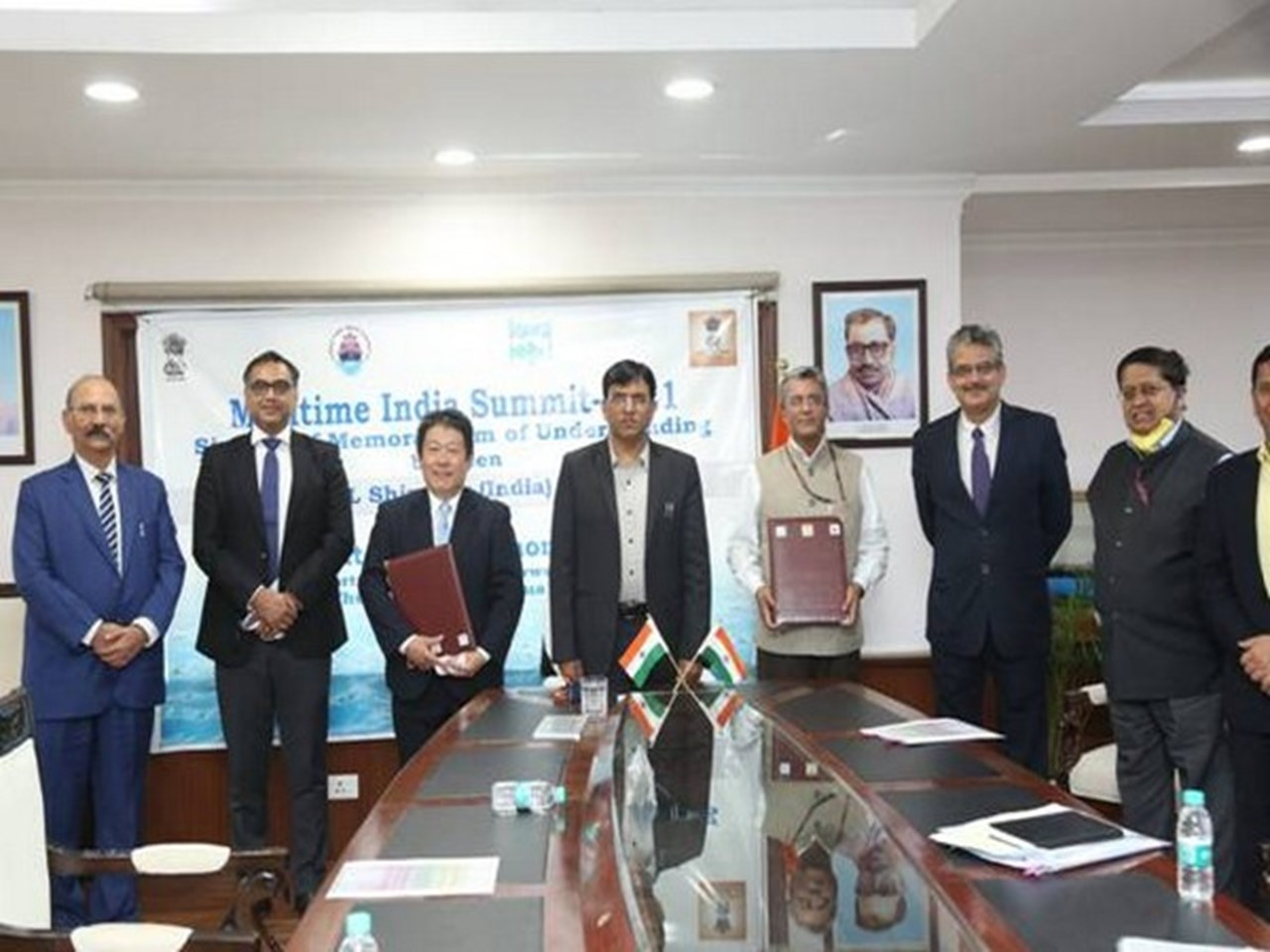 IWAI inks pact with MOL for transportation of LPG
