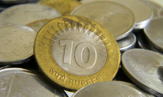 Rupee down 3 paise against US dollar