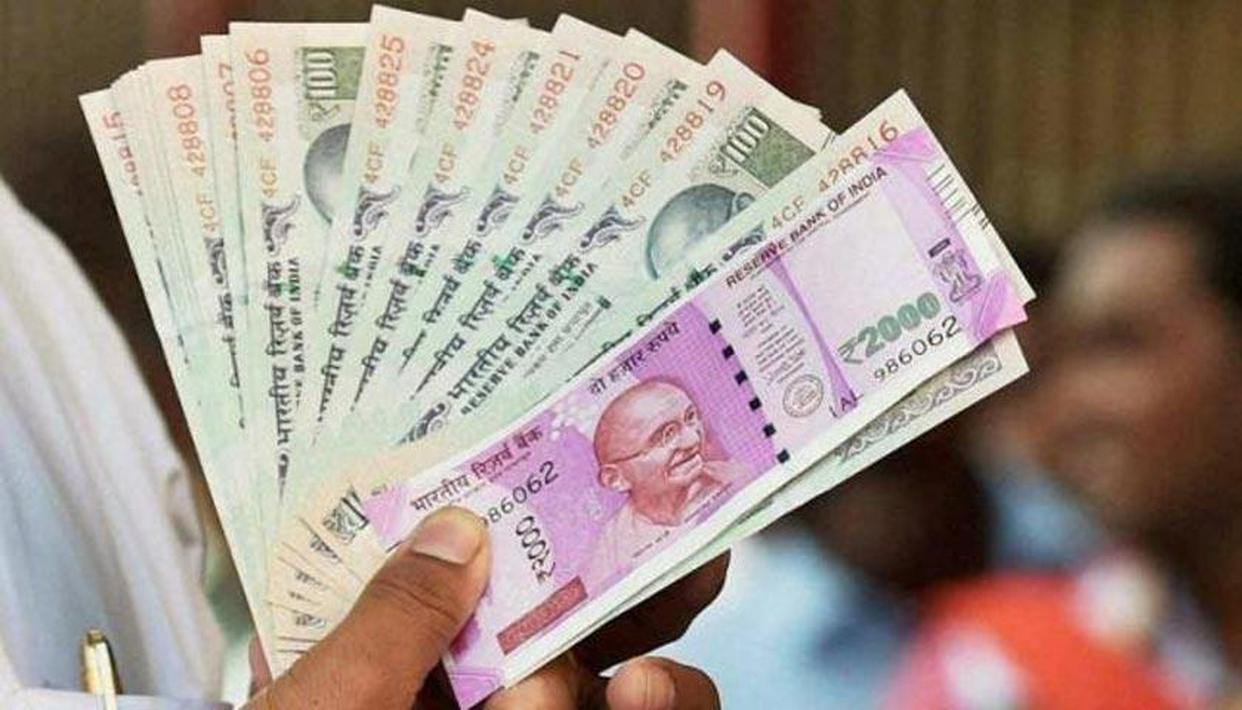 Rupee rises 11 paise against US dollar in early trade