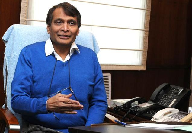 17 states have agreed to form joint venture with Railways, says Suresh Prabhu