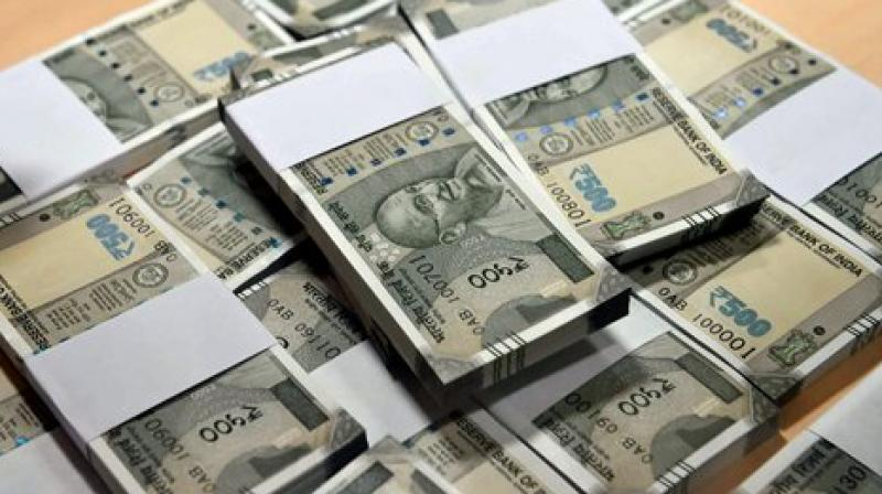Rupee rises 15 paise against US dollar in early trade