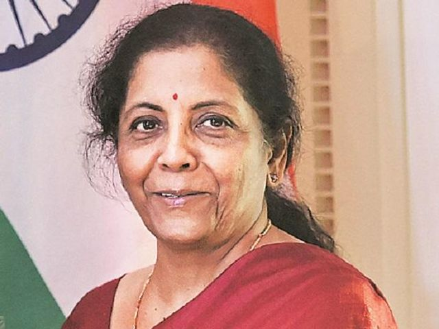Govt mulls raising insurance cover on bank deposits to above Rs.1 lakh: Nirmala Sitharaman