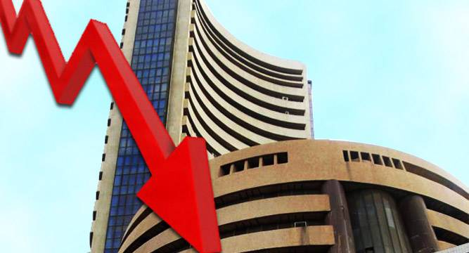 Sensex slides 98 points in early trade today