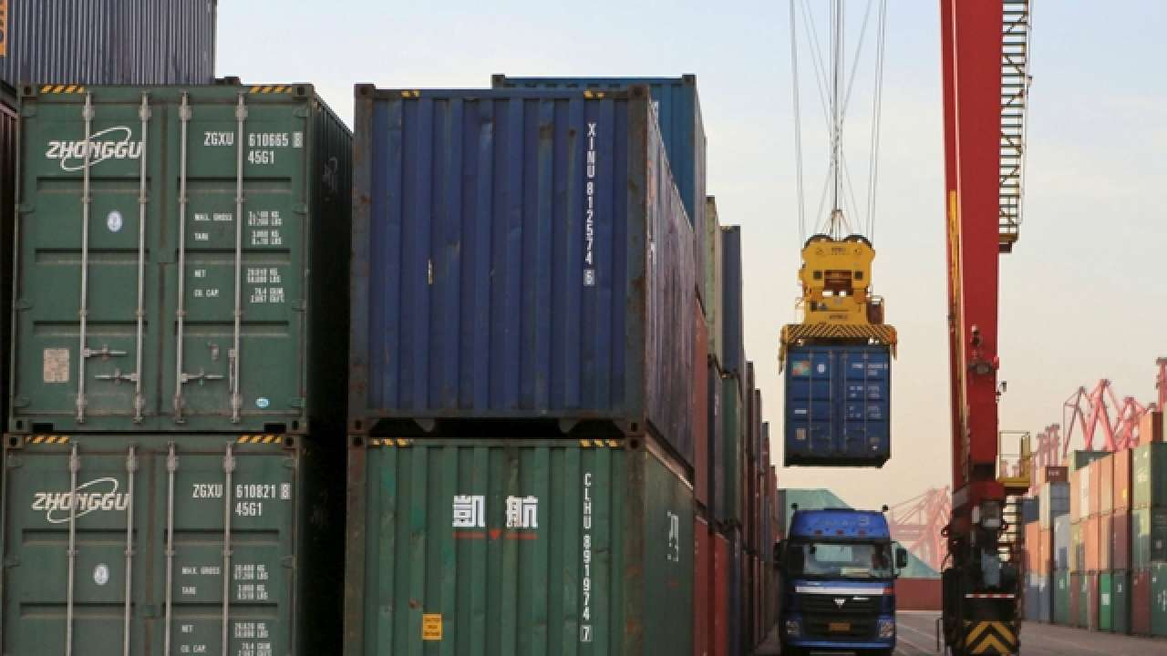 India's exports jump 30.55% in November