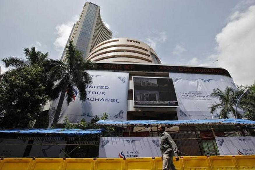 Sensex climbs up 65 points in early trade today