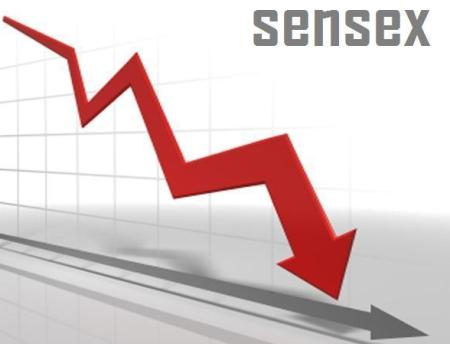 Sensex off record-high, falls 41 points in early trade