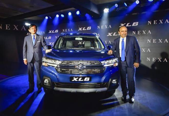 Maruti Suzuki launches all new XL6 MPV at Rs 9.79 lakh