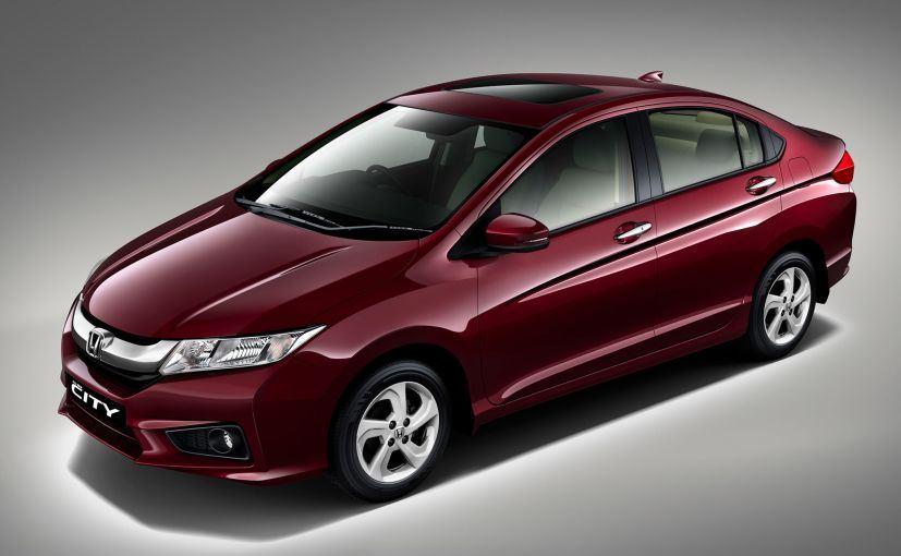 new car launches hondaHonda Cars India launches new Honda City 2017