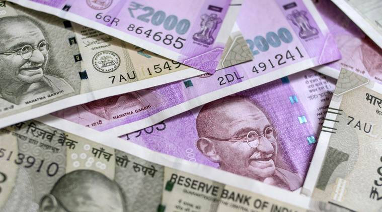 Rupee falls 15 paise against US dollar