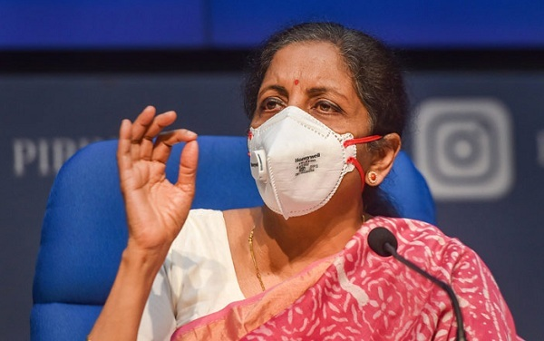 capexpackageexpectedtoboostinfraprojects:financeministernirmalasitharaman