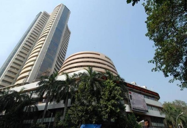 Sensex, Nifty open in the red on dismal macro data