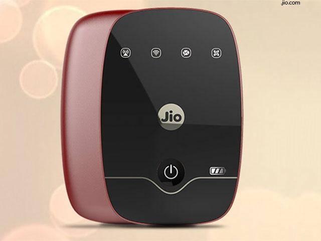 Reliance Jio is offering 100% cashback on JioFi: Here