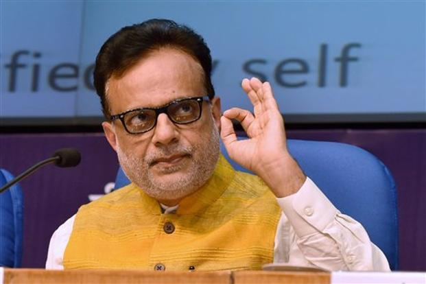 Centre to extend SMS facility for filing nil returns by dealers registered under GST: Hasmukh Adhia