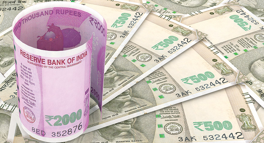 Rupee hits new all-time low of 70.32, plunges 43 paise against US dollar