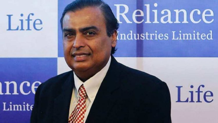 Reliance to sell stakes for Rs.1.15 lakh crore to  become zero-debt firm