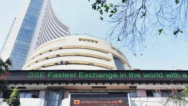 Sensex surges over 200 points in early trade