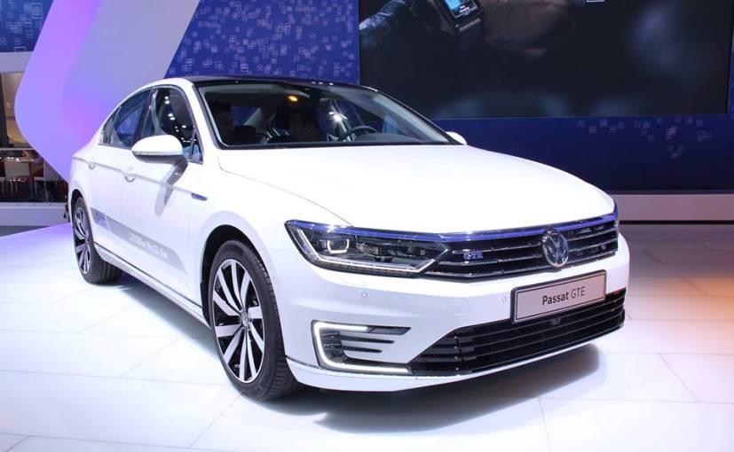 VW launches new Passat in India