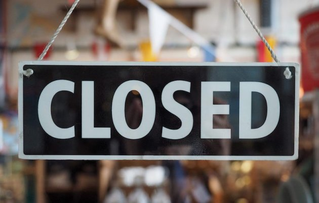 Money, stock markets closed today