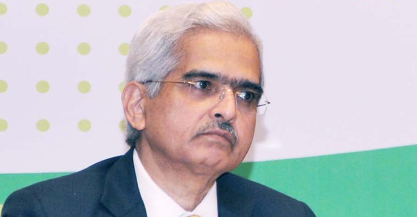 Shaktikanta Das named new RBI Governor