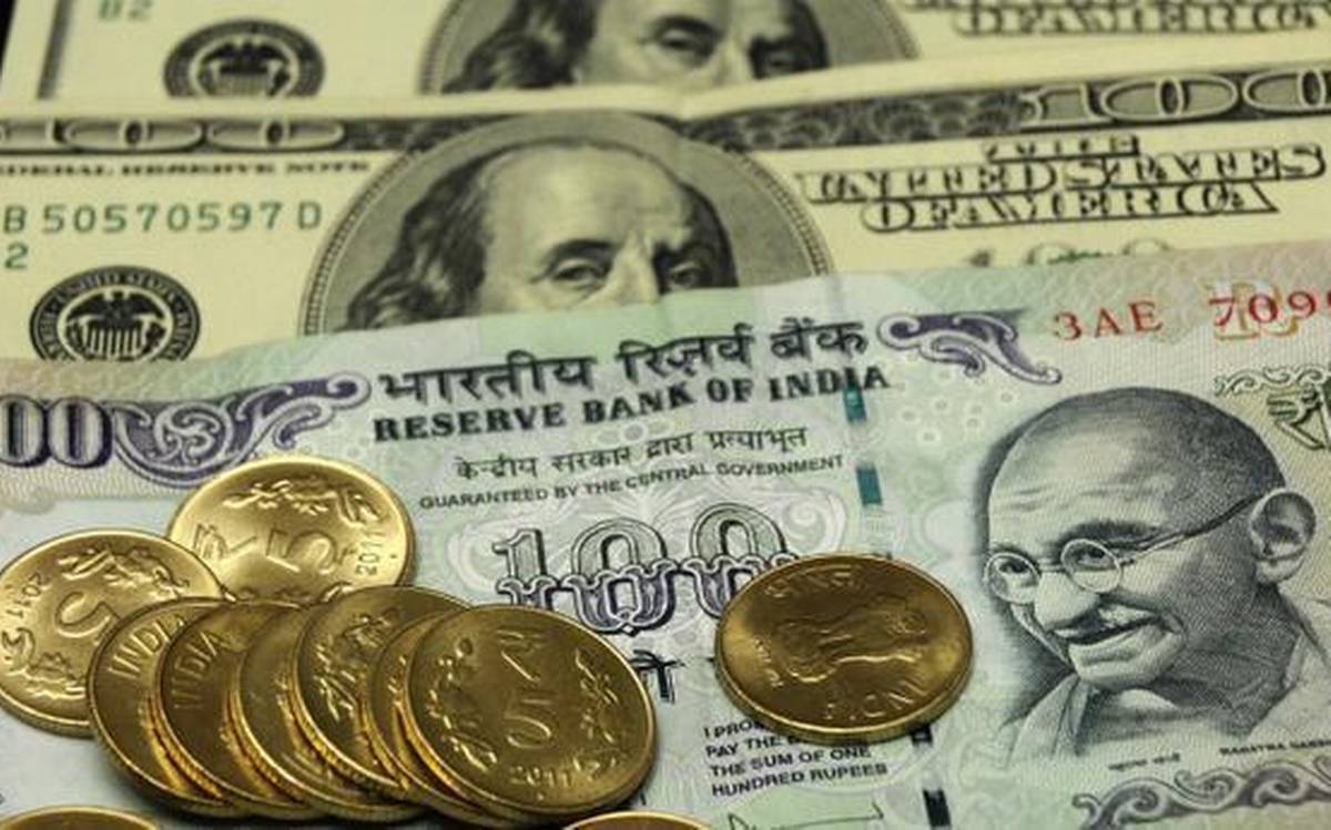 Rupee gains 3 paise against US dollar