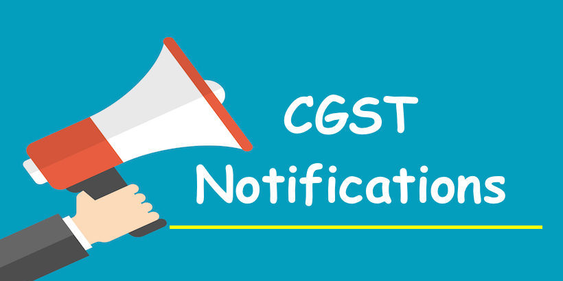 GST annual return forms for FY18 notified