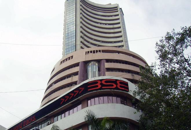 Sensex recoups 43 points on positive infra data