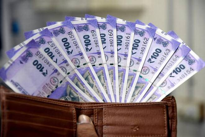 Rupee gains 2 paise against dollar