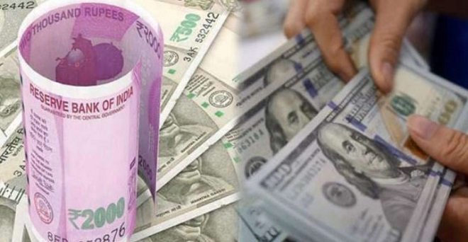 Rupee rises 31 paise against US dollar on falling crude prices