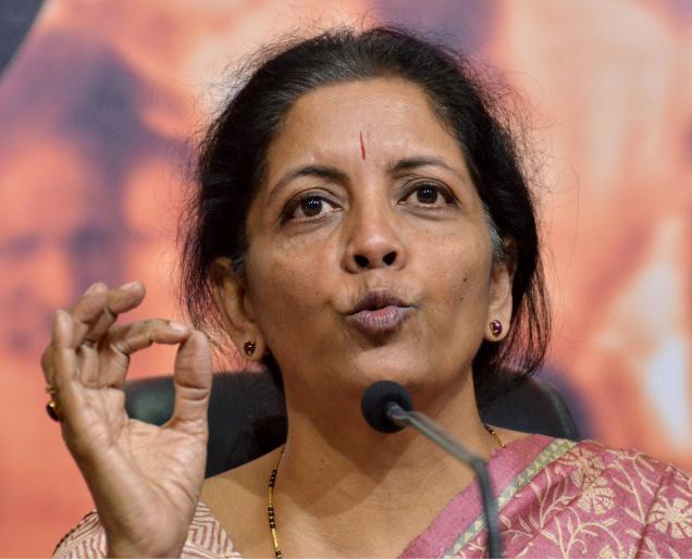 Technology, ease of doing business will help achieve 8% growth: Nirmala