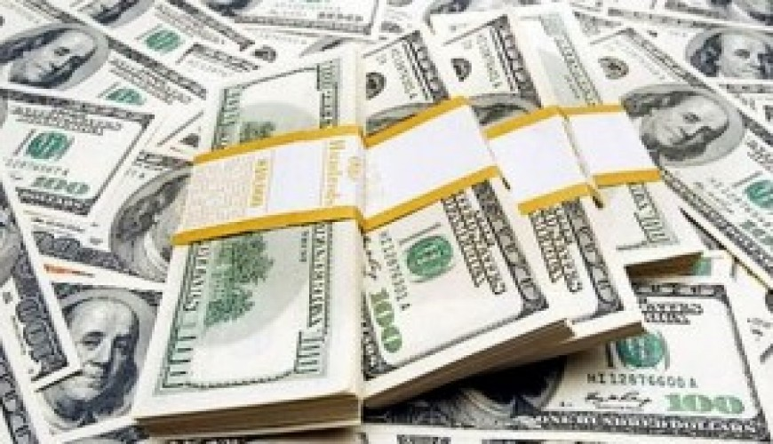 Forex reserves down USD 956.4 mn to USD 368.998 bn