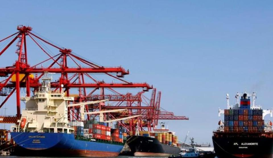 Indian export grows 4 percent in July