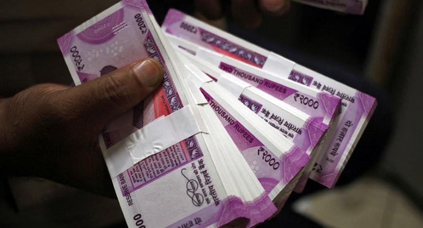 Rupee rises 31 paise against US dollar