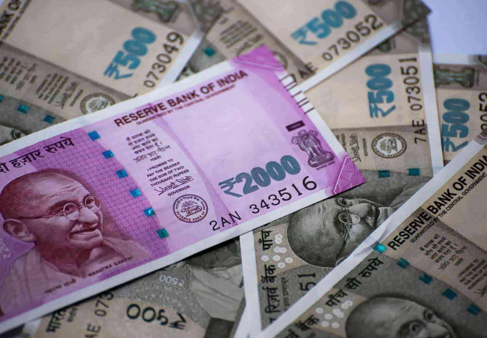 Rupee rises 16 paise against US dollar