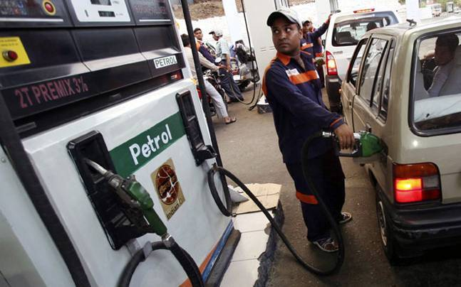 Petrol price hiked by 28 paise/litre