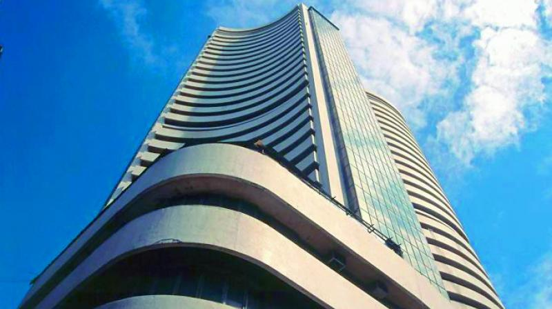 Sensex plunges over 400 points in early trade