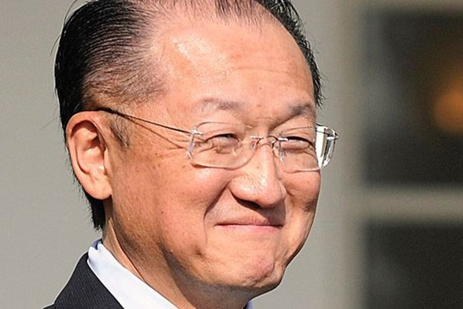 World Bank agrees to name Jim Yong Kim to 2nd term as President