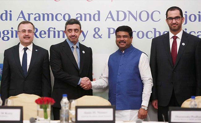 India, UAE-based companies to bid jointly for oil blocks in UAE: Dharmendra Pradhan