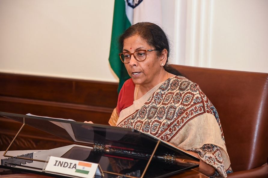 monetarypolicymeasurestakenbyindiahelpeddefreezemarketcatalysecreditflows:nirmalasitharaman