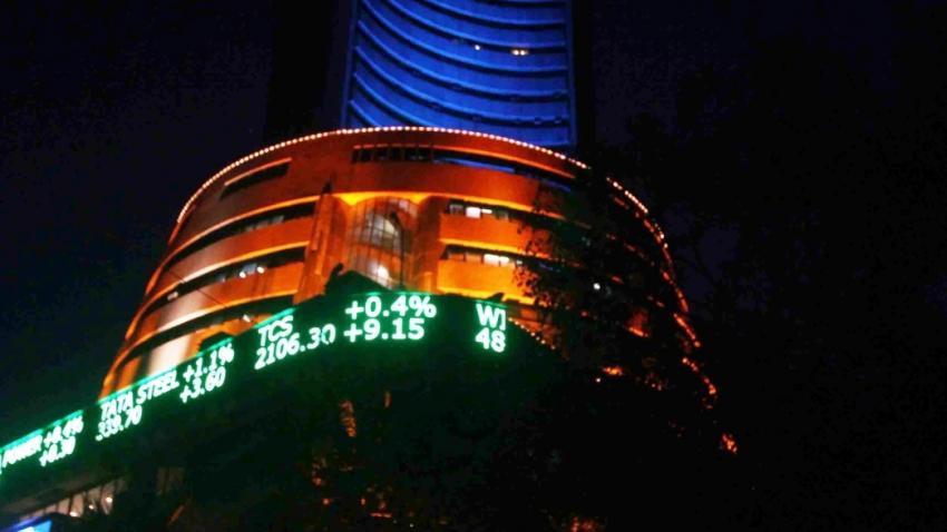 Sensex gains 152 points on festive week