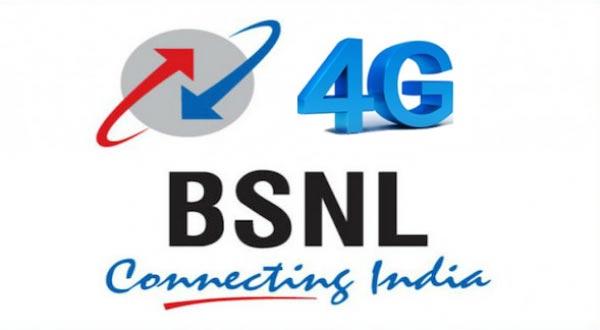 BSNL to get 4G spectrum next month: Official